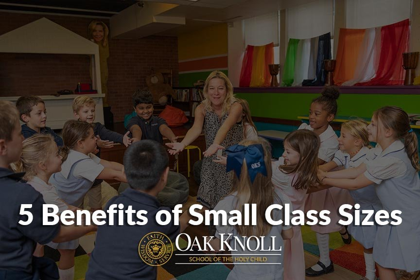 5 Benefits of Small Class Sizes