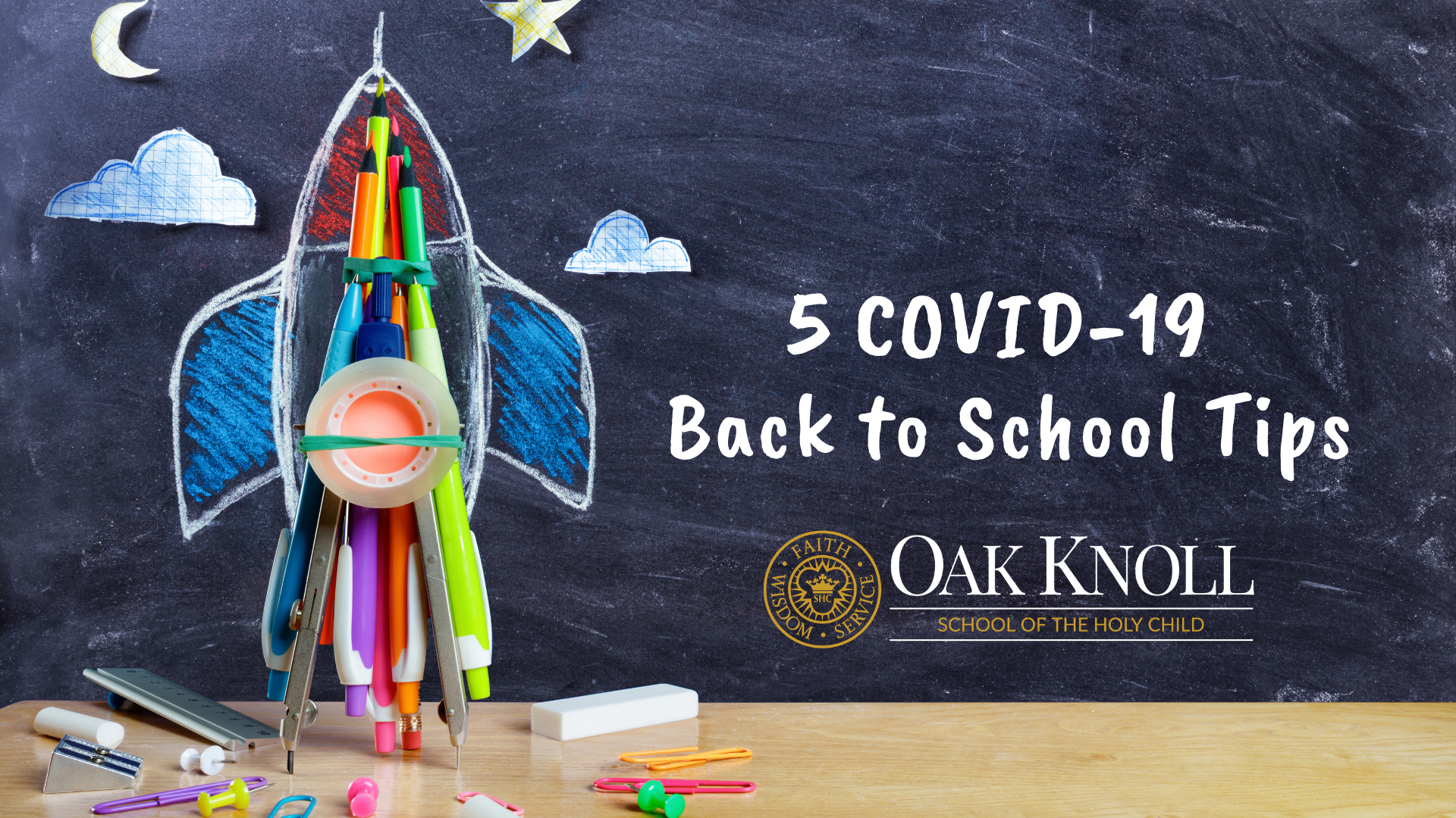 5 COVID-19 Back to School Tips