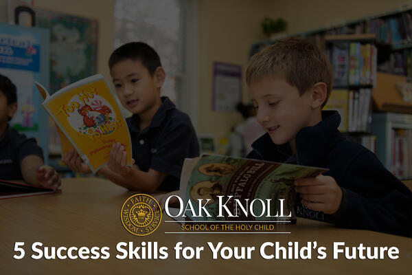 5 Success Skills for Your Child's Future_new