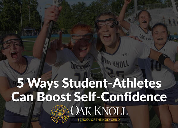 5 Ways Student-Athletes Can Boost Self-Confidence