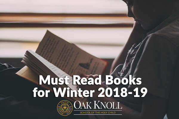 Books to Read Winter 2018-19
