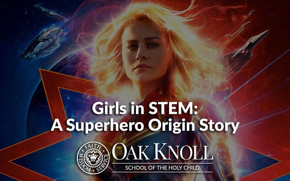 Captain Marvel_Oak Knoll School