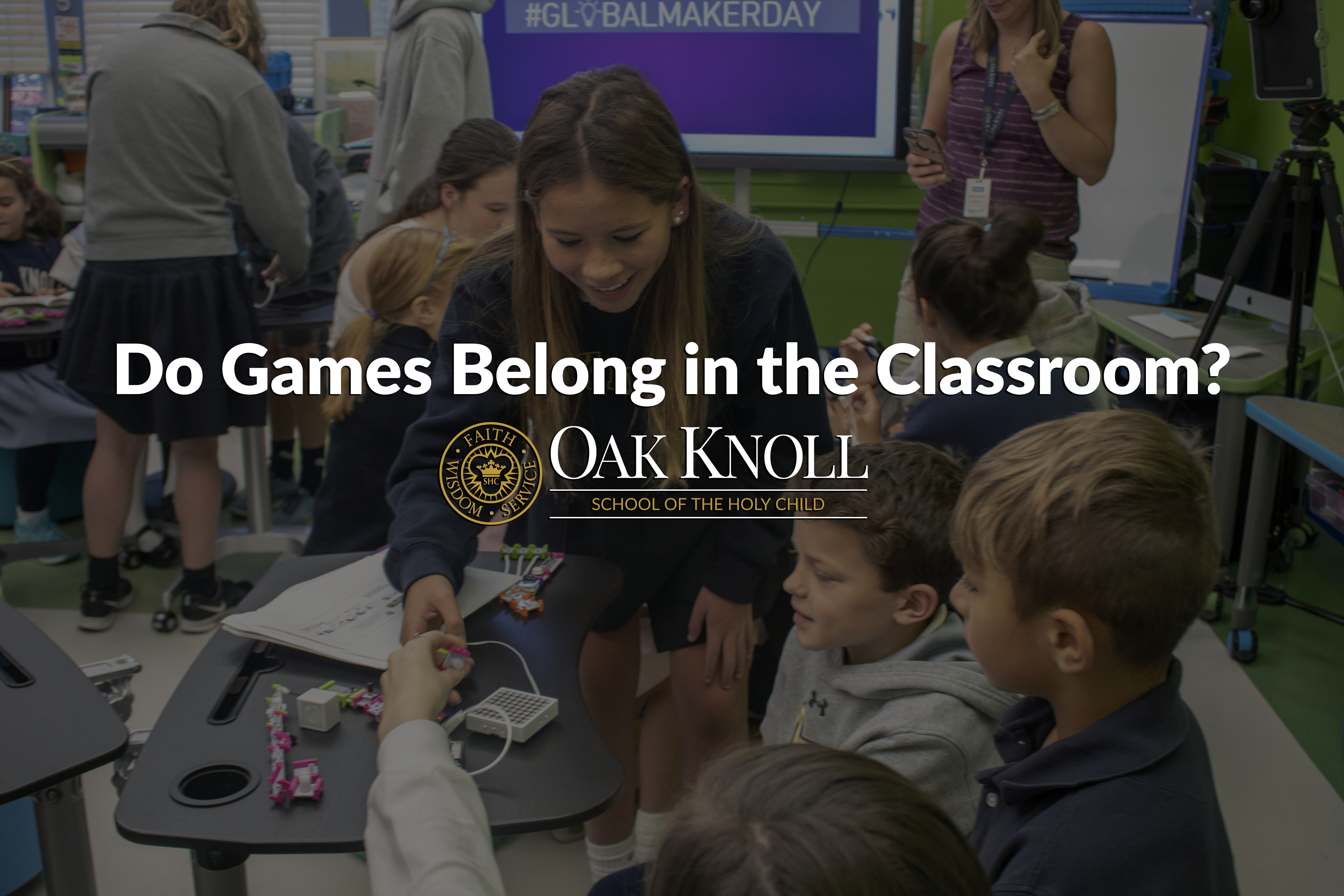 Do Games Belong in the Classroom