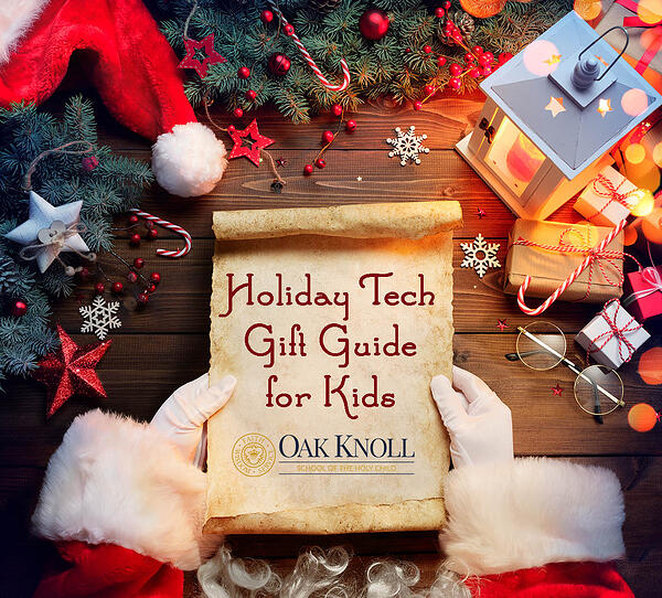 Holiday Tech Gift Guide for Kids 2018