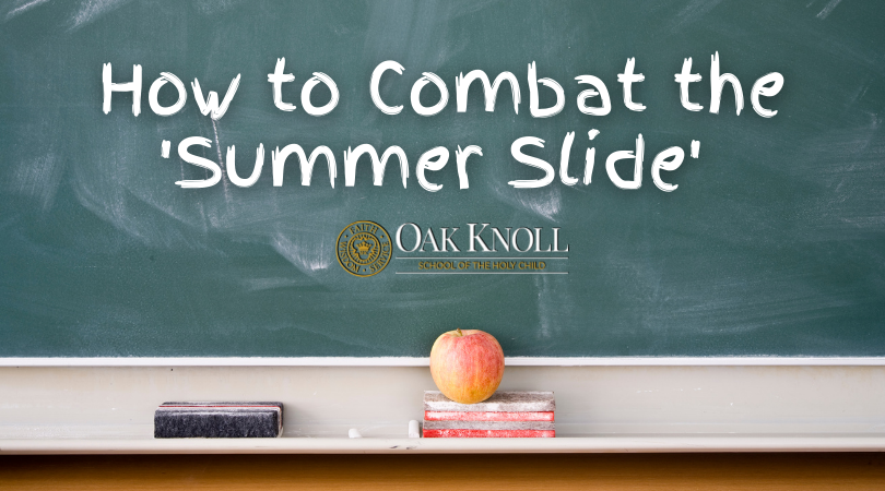 How to Combat the Summer Slide