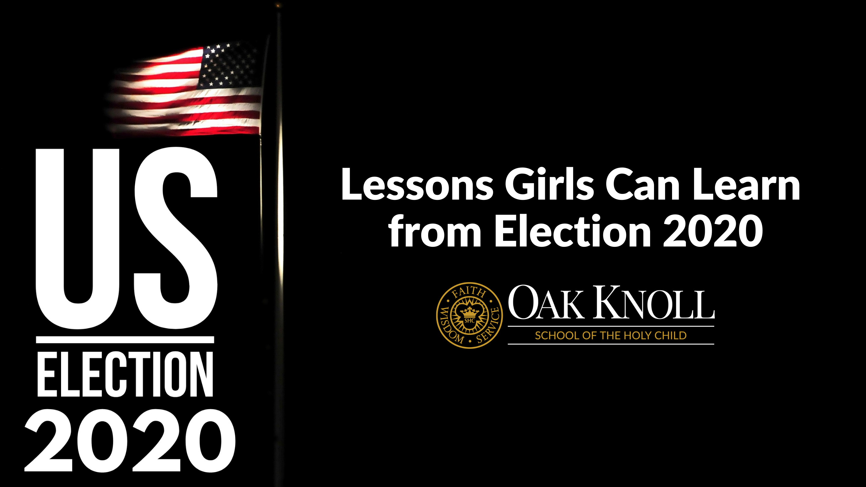 Lessons Girls Can Learn from Election 2020