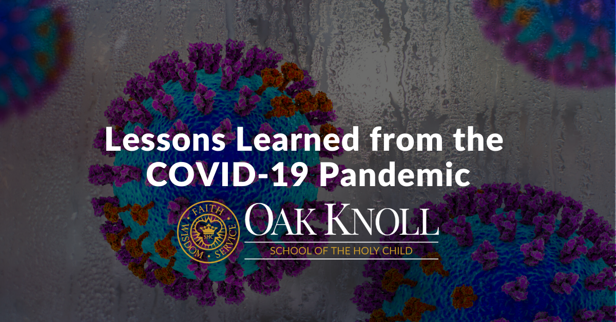 Lessons Learned from the COVID-19 Pandemic