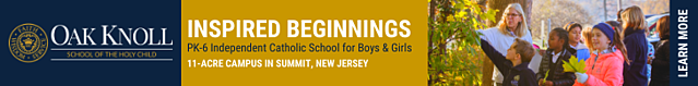 Oak Knoll School Page Banner Ad