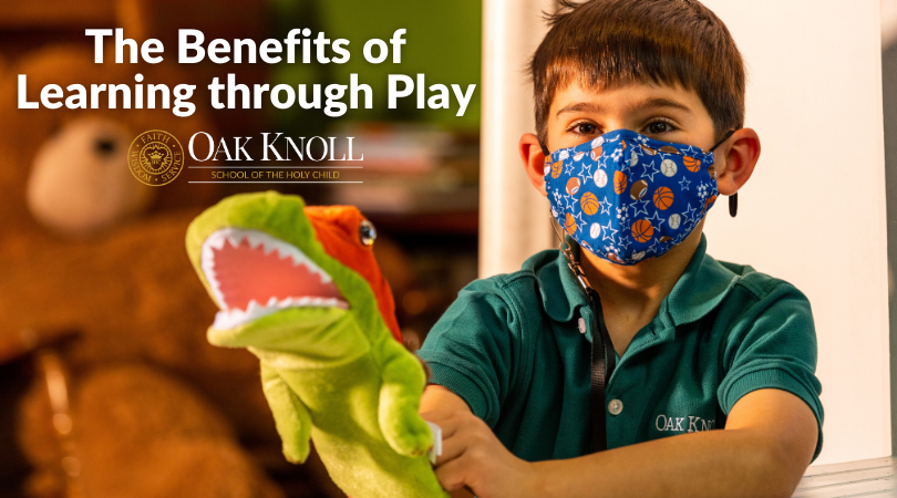 The Benefits of Learning through Play