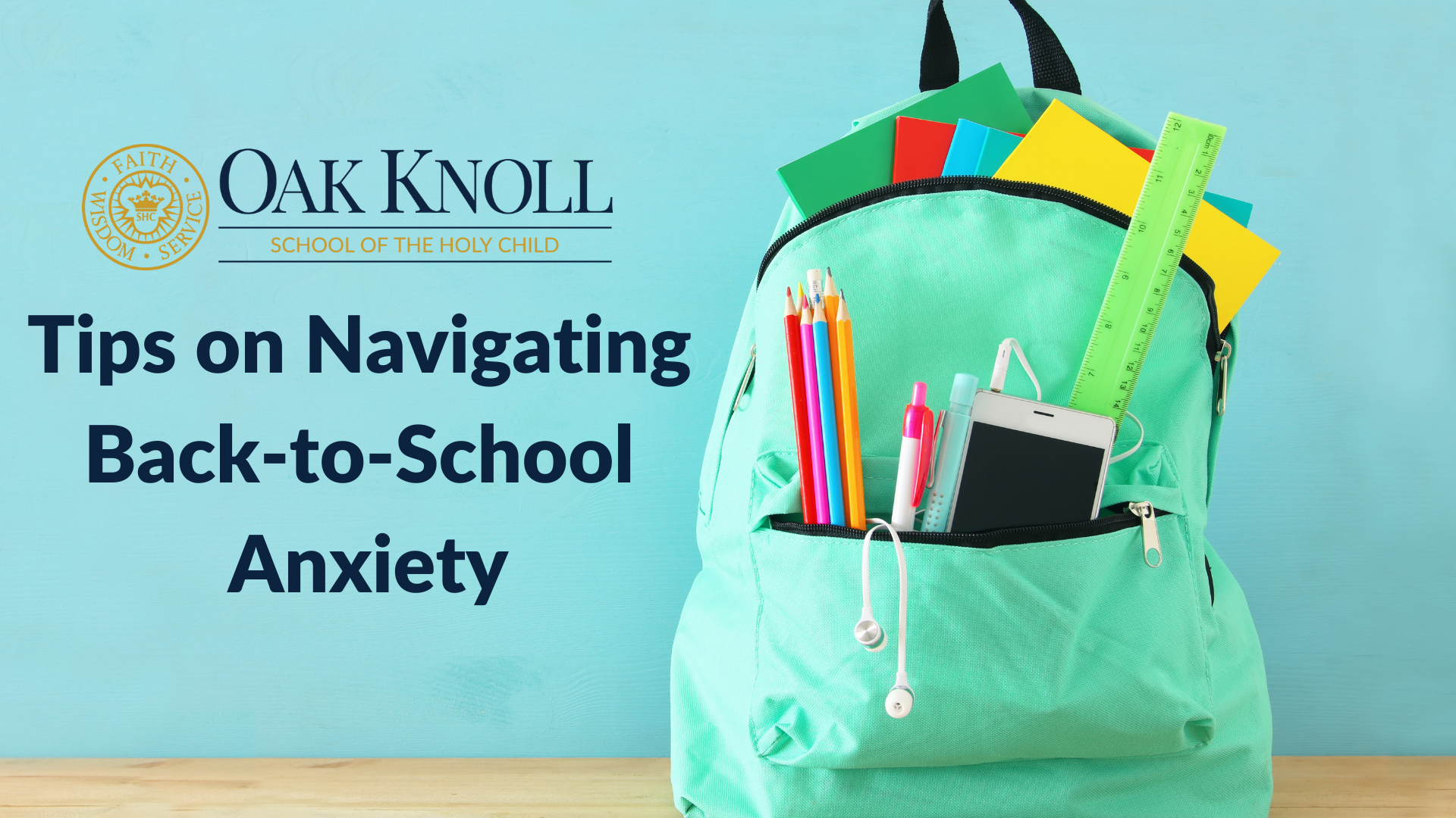 Tips on Navigating Back-to-School Anxiety
