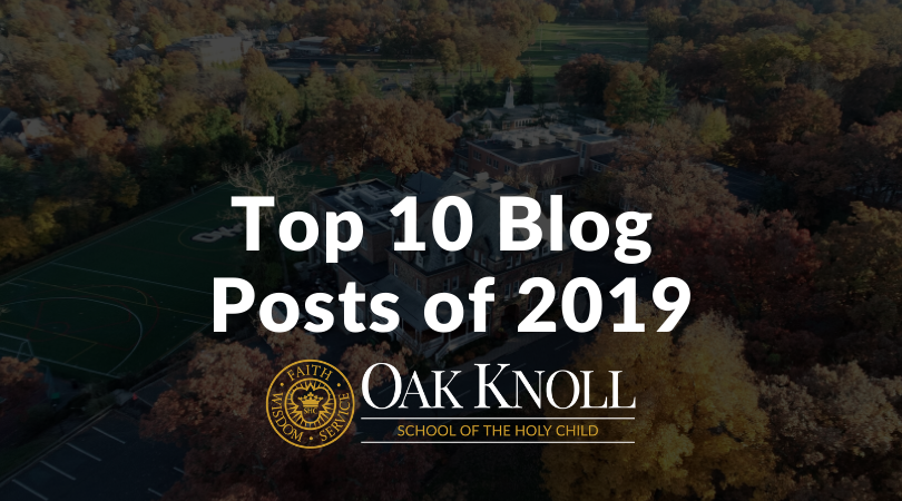 Top 10 Blog Posts of 2019