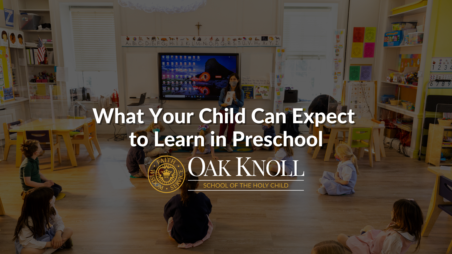What Your Child Can Expect to Learn in Preschool