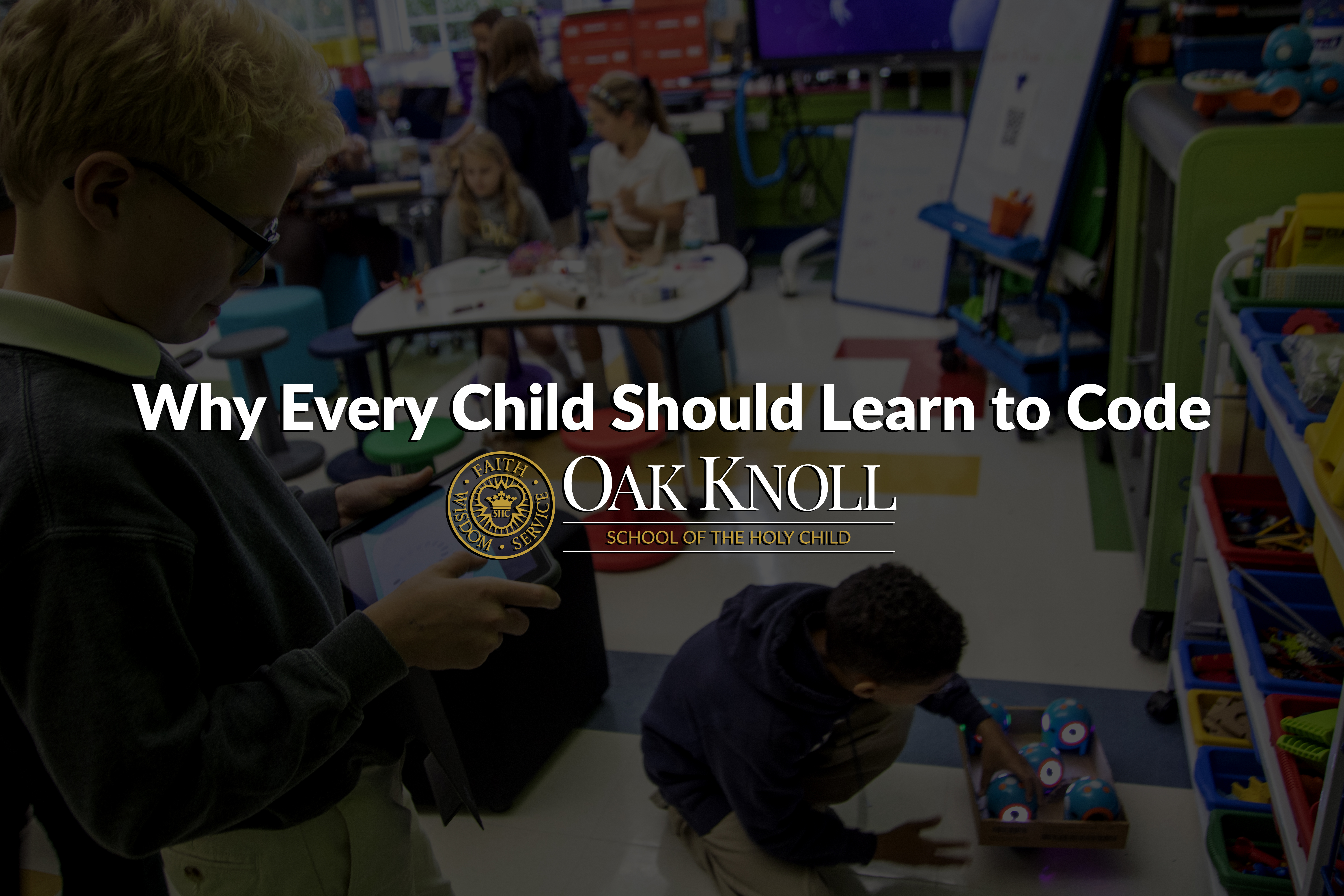 Why Every Child Should Learn to Code