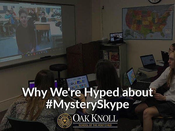 Why We're Hyped about #MysterySkype