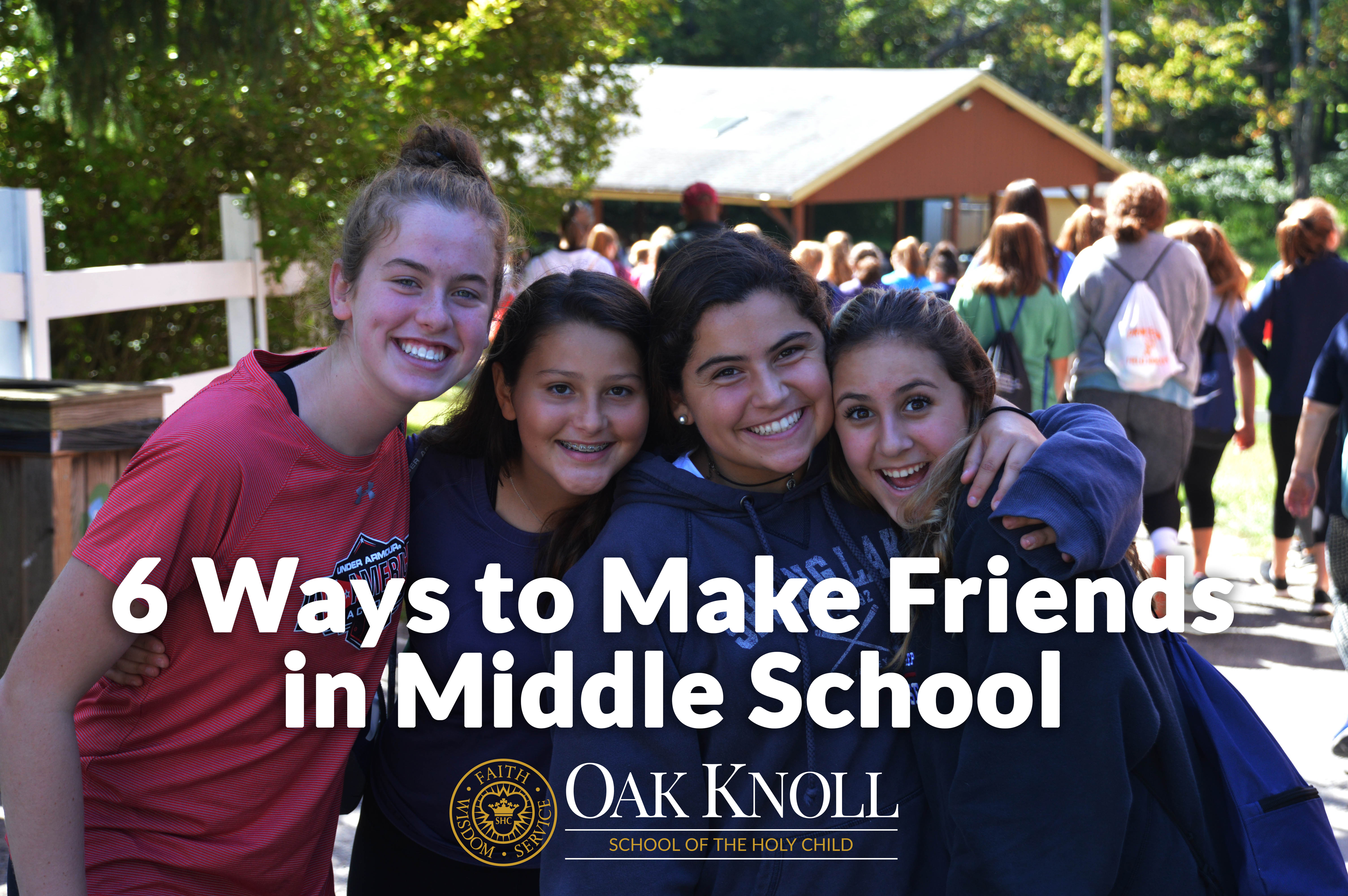 Forum on this topic: How to Make Friends in Middle School, how-to-make-friends-in-middle-school/